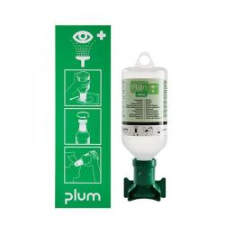 STATION MURALE PLUM SOLUTION SALINE FLACON 500ml