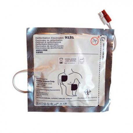 ELECTRODES POWERHEART G3 CARDIAC SCIENCE ADULTE