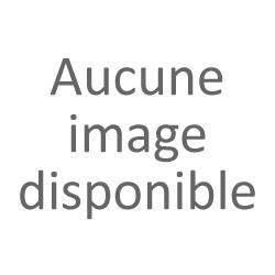 Drap d'examen plastifié 50x38cm microgaufré bleu 180 formats /6